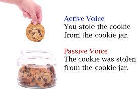 3. Active instead of Passive