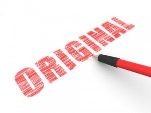 4.Be Original