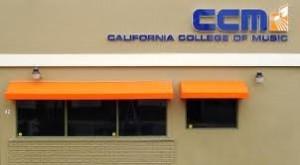 7. California College of Music