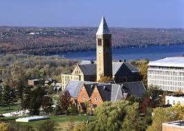 9. Cornell University, Ithaca, New York