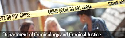 criminology degree